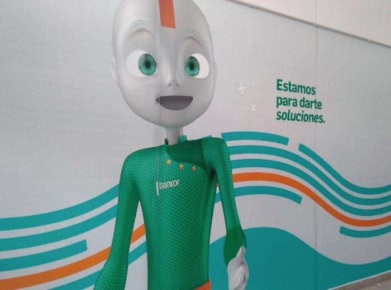 Bancor Barrera Visual