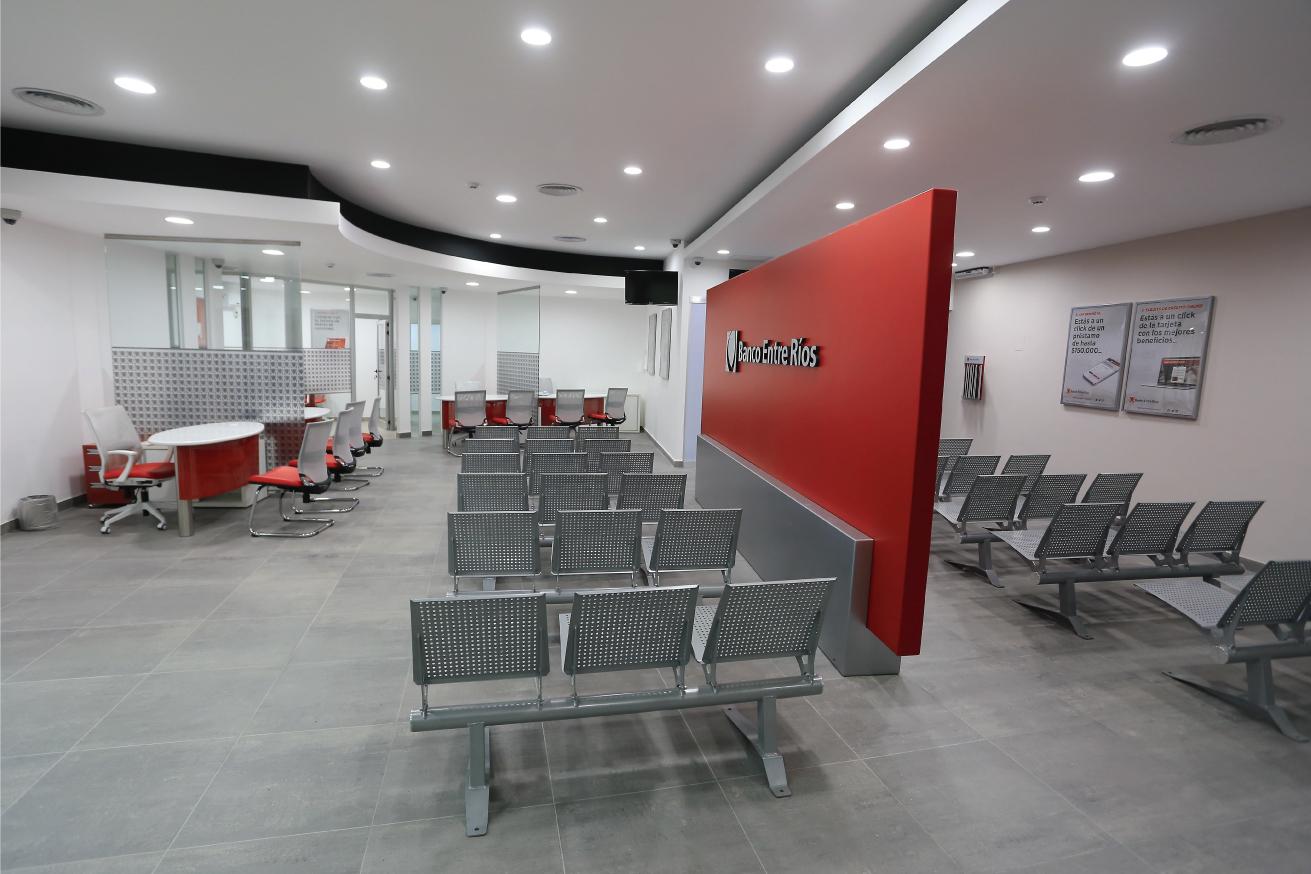 Sucursal Interior Banco Entre Ríos