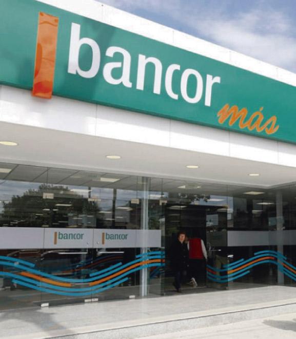 Bancor Cartelería y Vidriera