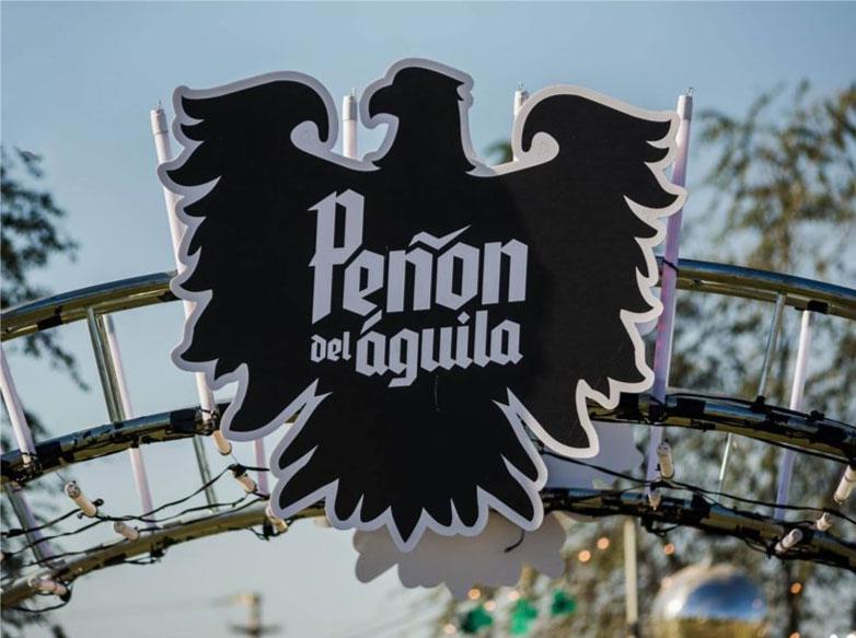 Cartel Peñón